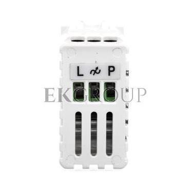 Ściemniacz przyciskowy 40-300VA 1 moduły biały GW10902-173271