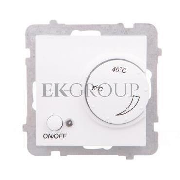 AS Regulator temperatury /czujnik napowietrzny/ biały RTP-1GN/m/00-166865