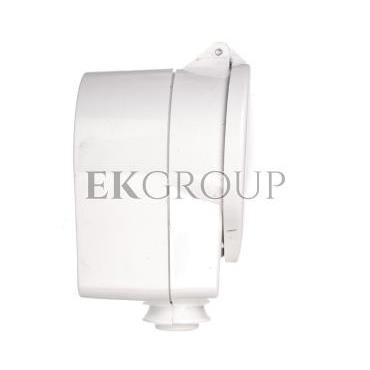 Gniazdo wtyczkowe AWA-GKB 16A 2P Z 230V IP20 białe 51.45-167851