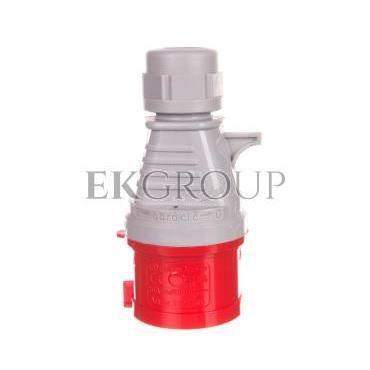 Wtyczka izolacyjna przenośna 16A 400V 5P IP44 /szybkozłączne/ 3628-326-174199