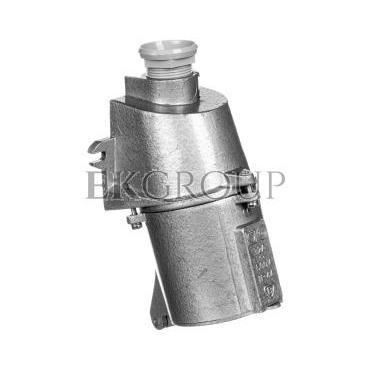 Gniazdo metalowe stałe 32A 500V 4P IP44 2141-120-167836