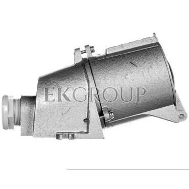 Gniazdo metalowe stałe 32A 500V 4P IP44 2141-120-167837