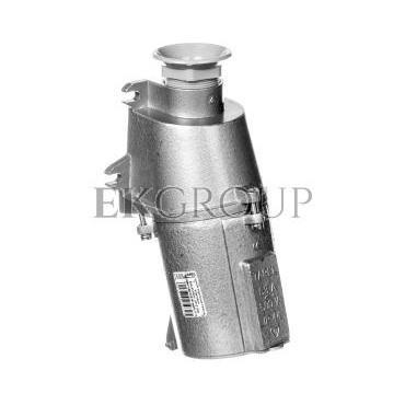 Gniazdo metalowe stałe 63A 500V 4P IP44 032-167838
