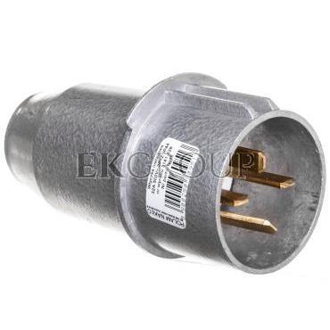 Wtyczka metalowa przenośna 32A 500V 4P IP44 3141-326-174205