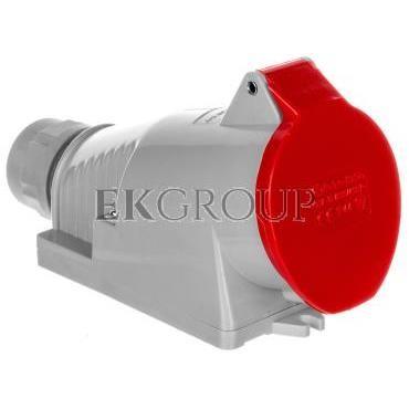 Gniazdo izolacyjne stałe 32A 250/400V 5P IP44 2642-126-167849