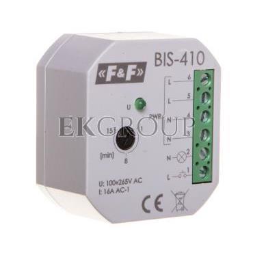 Przekaźnik bistabilny 1Z 16A 230V AC  BIS-410-168771