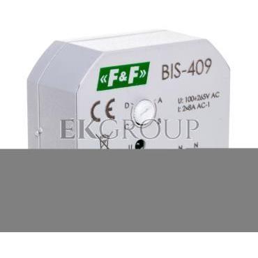 Przekaźnik bistabilny 2Z 8A 230V AC BIS-409-168773
