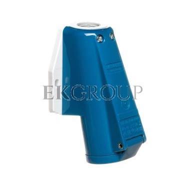 Gniazdo stałe 3P 16A 230V niebieskie IP44 1178 MEN1178-167859