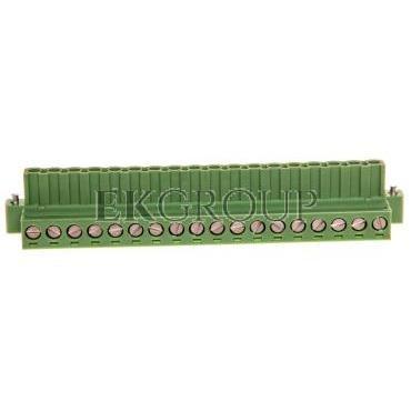 Złącze wtykowe płytek drukowanych 18P MSTB 2,5/18-STF-5,08 LUB 1705403-173780