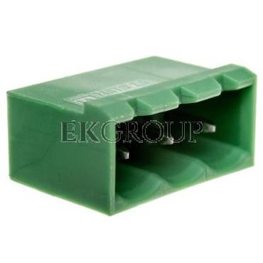 Gniazdo pinowe 3P 320V 12A zielone MSTBVA 2,5/ 3-G-5,08 1755749-173688