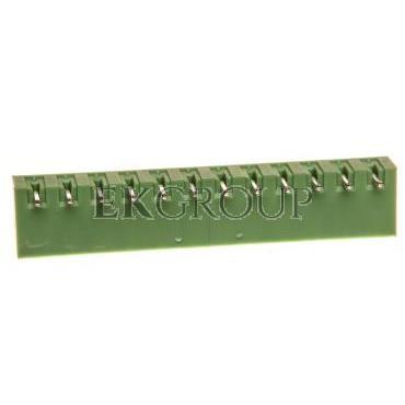 Gniazdo pinowe 12P 320V 12A zielone MSTBA 2,5/12-G-5,08 1757349-173698