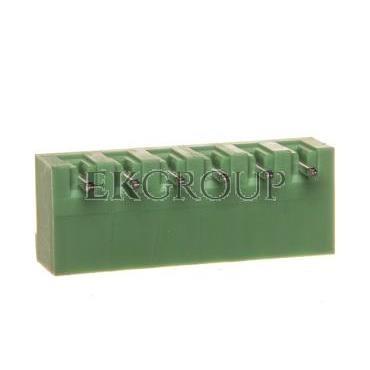 Gniazdo pinowe 6P 320V 12A zielone MSTBA 2,5/ 6-G 1757514-173701