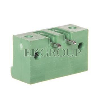 Złącze wtykowe płytek drukowanych kątowe MSTB 2,5/ 2-GF-5,08 1776508-173708
