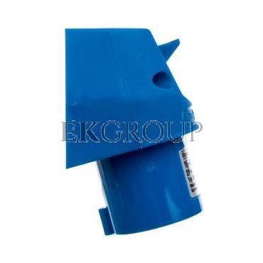 Wtyczka odbiornikowa naścienna GT 16A 3p 230V 6h IP44 240-174470
