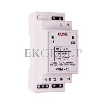 Przekaźnik rezystancyjny z sondą PTC 230V AC PRM-10 EXT10000111-168632