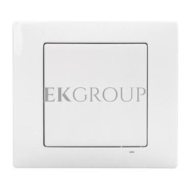 Radiowy nadajnik klawiszowy 2-kanałowy biały RNK-02/W EXF10000066-168820
