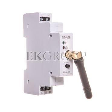 Radiowy odbiornik modułowy 1-kanałowy ROM-01 EXF10000041-168628