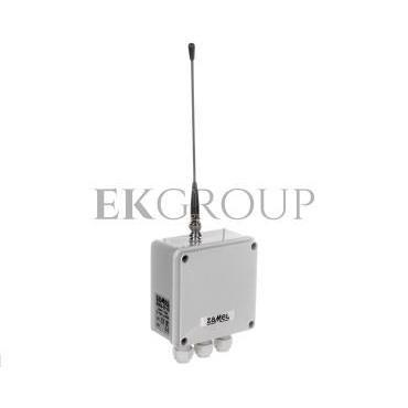 Radiowy wyłącznik sieciowy bez pilota dwukanałowy 230V 2Z IP56 zasięg 350m RWS-311D EXF10000098-174766