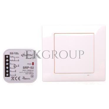 Zestaw sterowania bezprzewodowego (RNK02 SRP02) RZB-03 EXF10000073-174778