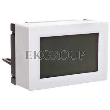 Termostat elektroniczny biały do zabudowy, programowany tygodniowo 1C.51.9.003.0007-167039