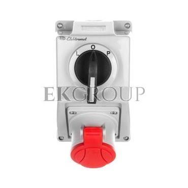 Zestaw instalacyjny z rozłącznikiem L-O-P 1x32A 4P 400V C32-48 IP-54 974003-174999