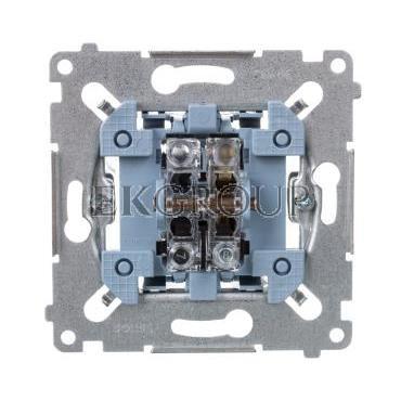Simon 54 Przycisk pojedynczy zwierny mechanizm 10AX 250V SP1M-171378