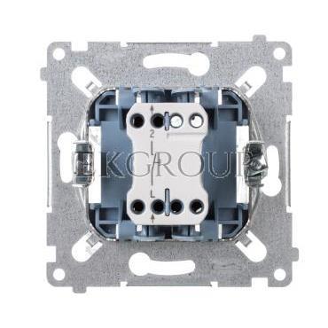 Simon 54 Przycisk pojedynczy zwierny mechanizm 10AX 250V SP1M-171379