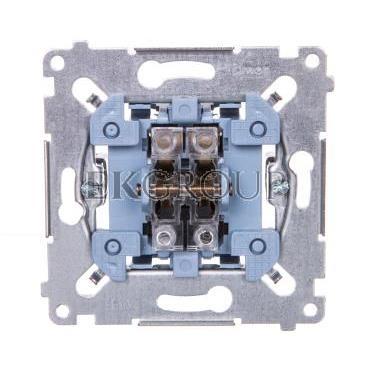 Simon 54 Przycisk podwójny zwierny mechanizm 10AX 250V SP2M-171381