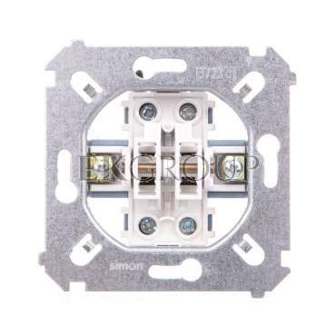 Simon 54 Przycisk żaluzjowy do sterowania z wielu miejsc mechanizm 10A 250V SZP1WM-171375
