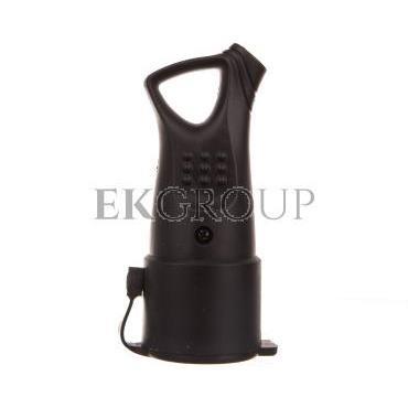 Gniazdo gumowe przenośne z/u i uchwytem IP44 16A 250V OR-AE-1370-168580