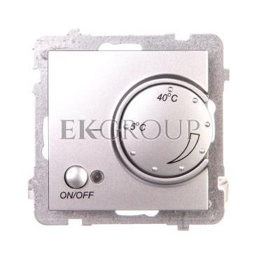 AS Regulator temperatury /czujnik napowietrzny/ srebro RTP-1GN/m/18-166942