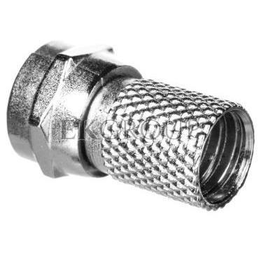 Wtyczka F 7mm 11623 /100szt./-175094
