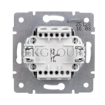 LOGI Łącznik zwierny śrubowy 10AX 250V kremowy 021021103 25128-170640
