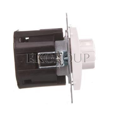 LOGI Ściemniacz obrotowy 500W z filtrem śrubowy 10AX 250V biały 021160102 25082-173114