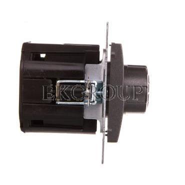 LOGI Ściemniacz obrotowy 500W z filtrem śrubowy 10AX 250V grafit 021160141 25260-173117