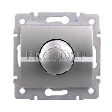 LOGI Ściemniacz obrotowy 500W z filtrem śrubowy 10AX 250V srebrny 021160143 25201-173118