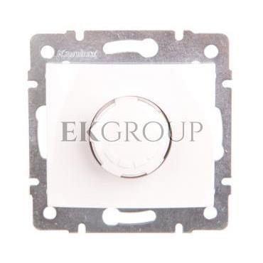 DOMO Ściemniacz obrotowy 500W z filtrem śrubowy 10AX 250V biały 011160102 24727-173121