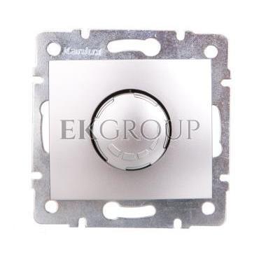 DOMO Ściemniacz obrotowy 500W z filtrem śrubowy 10AX 250V srebrny 011160143 24846-173129