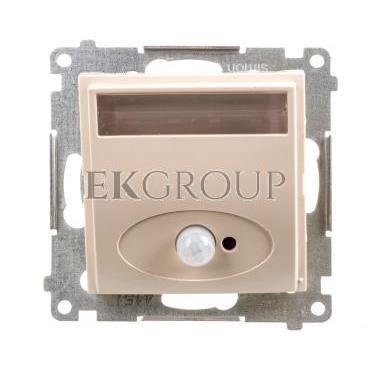 Simon 54 Oprawa oświetleniowa LED 230V z czujnikiem ruchu kremowy DOSC.01/41-169148