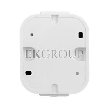 BURSZTYN Przycisk zwierny /dzwonek/ n/t IP44 biały WNT-7B-170065
