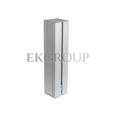 Simon Connect Minikolumna dwustronna 2x7xK45 IP40 anozdyzowane aluminium ALK227/8-166989