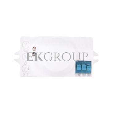 Czujnik ruchu 1200W 360st. mikrofalowy biały DRM-01-167120