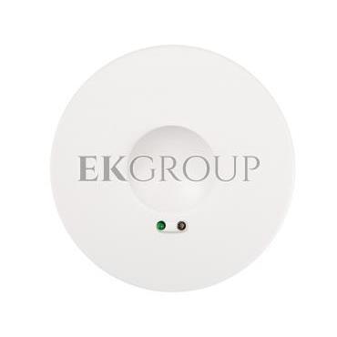Czujnik ruchu 1200W 360st. mikrofalowy biały DRM-02-167122