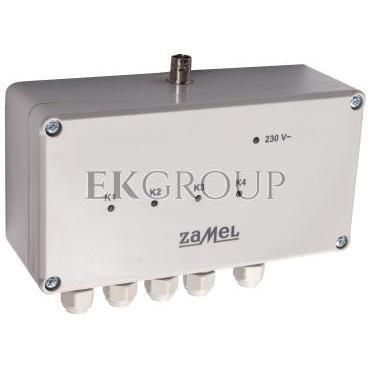 Radiowy wyłącznik sieciowy czterokanałowy z pilotem RWS-211C/N STI10000015-174641