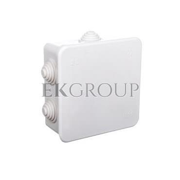 FAST-BOX Puszka natynkowa hermetyczna pojedyncza IP44 biała 0243-00-172093