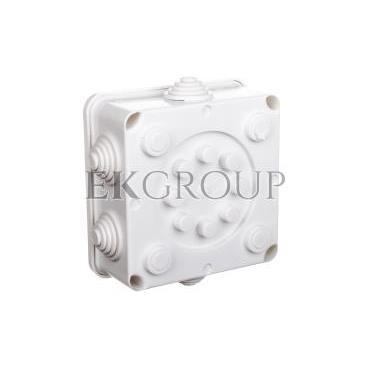 FAST-BOX Puszka natynkowa hermetyczna pojedyncza IP44 biała 0243-00-172094