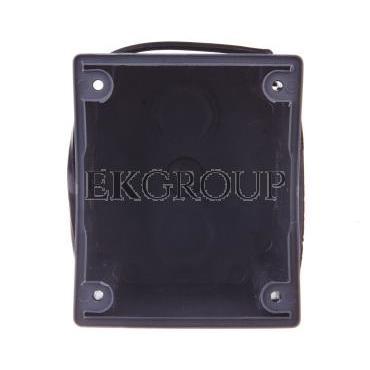 Puszka podtynkowa do gniazd tablicowych skośnych 75x90mm IP44 800-00S-172443