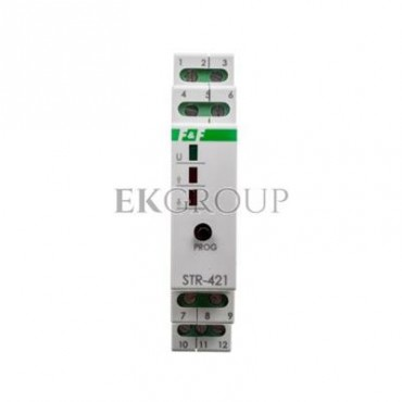 STR Sterownik rolet 24V biały 50-60Hz IP20 STR-421 24V-171580