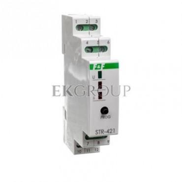 STR Sterownik rolet 24V biały 50-60Hz IP20 STR-421 24V-171581
