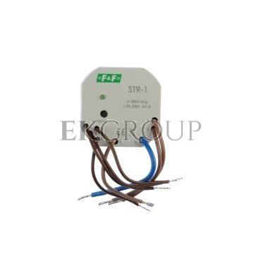Sterownik rolet dwuprzyciskowy 1,5A AC-3 230V 0-10min (kapsułka fi55mm) STR-1-168698